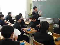 金融教育 | 中学生への実践授業